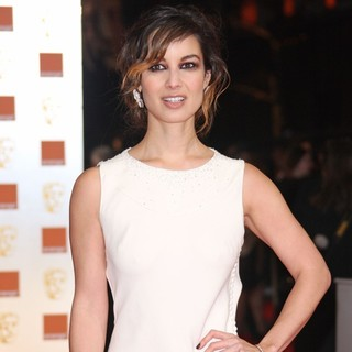 Berenice Marlohe in Orange British Academy Film Awards 2012 - Arrivals