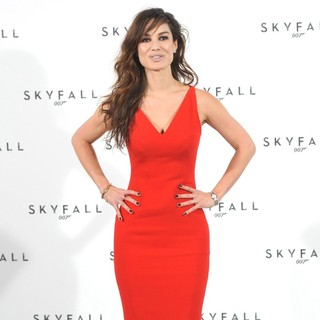 Berenice Marlohe in The 23rd James Bond Movie Photocall