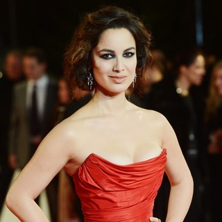 Berenice Marlohe in World Premiere of Skyfall - Arrivals