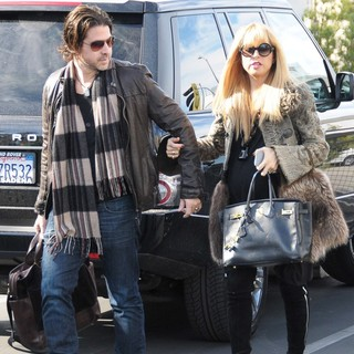 Rodger Berman, Rachel Zoe in Rachel Zoe and Rodger Berman Shopping