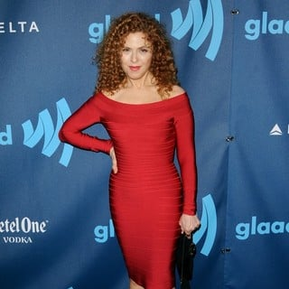 Bernadette Peters in 24th Annual GLAAD Media Awards - Arrivals