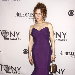 Bernadette Peters in The 66th Annual Tony Awards - Arrivals