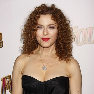 Bernadette Peters in Opening Night After Party for The Broadway Musical Production of Follies