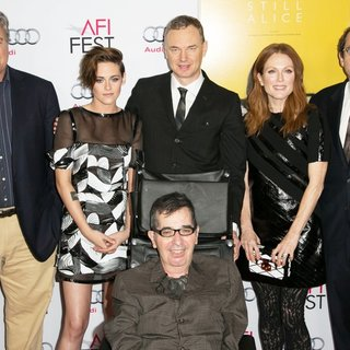 AFI FEST 2014 Presented by Audi - Special Screening of Still Alice - Arrivals