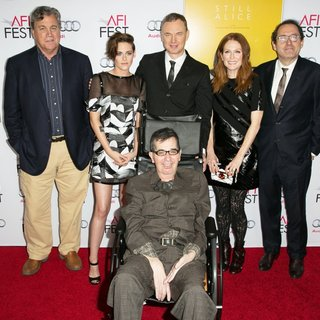 Kristen Stewart - AFI FEST 2014 Presented by Audi - Special Screening of Still Alice - Arrivals