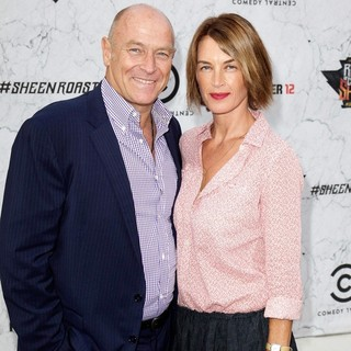 Corbin Bernsen, Amanda Pays in Comedy Central Roast of Charlie Sheen - Arrivals