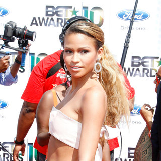 Cassie in 2010 BET Awards