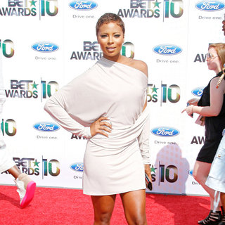 Eva Marcille in 2010 BET Awards