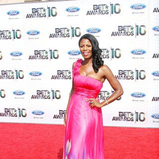Omarosa in 2010 BET Awards