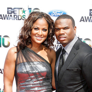 Laila Ali in 2010 BET Awards