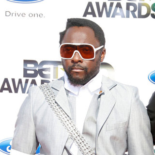 will.i.am in 2010 BET Awards