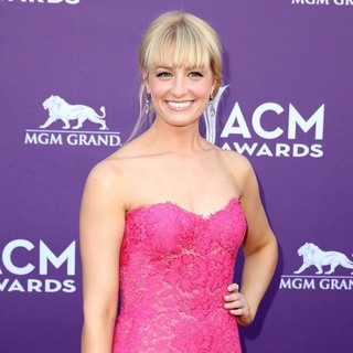 Beth Behrs in 48th Annual ACM Awards - Arrivals - beth-behrs-48th-annual-acm-awards-01