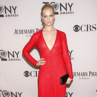 Beth Behrs in The 66th Annual Tony Awards - Arrivals