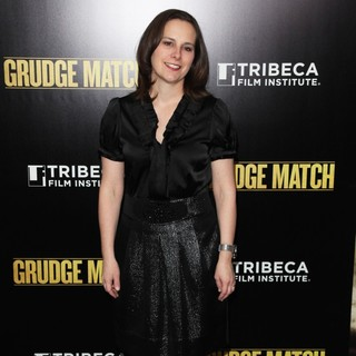 Beth Janson in Grudge Match New York Screening - Red Carpet Arrivals