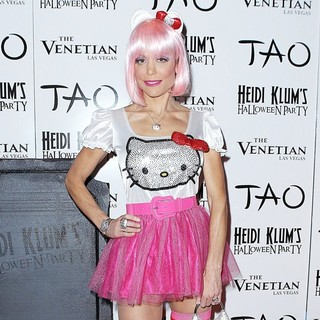 Bethenny Frankel in Heidi Klum's 12th Annual Halloween Party Presented by Tao Nightclub