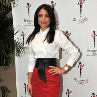Bethenny Frankel in Bethenny Frankel Visits The Philadelphia Flower Show