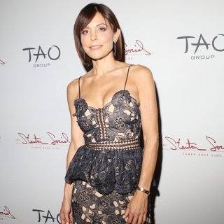 Bethenny Frankel - Stanton Social 10 Plus 1 Anniversary Party