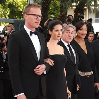 Paul Bettany, Jennifer Connelly, Robert De Niro, Grace Hightower in Madagascar 3: Europe's Most Wanted Premiere- During The 65th Cannes Film Festival