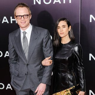 Paul Bettany, Jennifer Connelly in Los Angeles Premiere of Warner Bros. Pictures and Alcon Entertainment's Transcendence