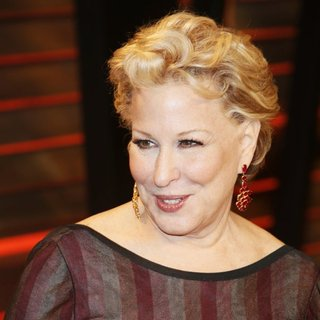 Bette Midler in 2014 Vanity Fair Oscar Party