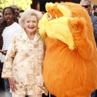 Betty White in The Premiere of The Lorax - Arrivals - betty-white-premiere-the-lorax-02