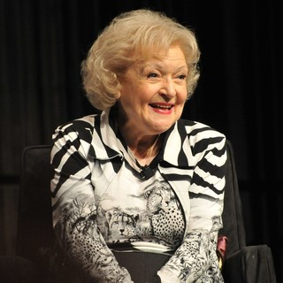 Betty White in The Public Library Association 2012 Closing General Session
