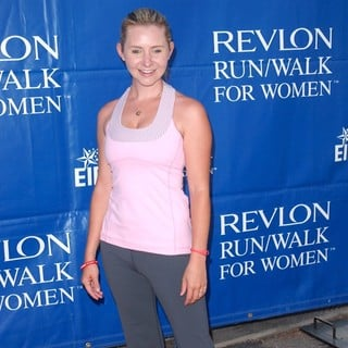 Beverley Mitchell in 17th Annual EIF Revlon Run-Walk for Women - Arrivals