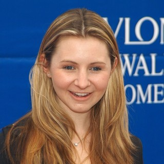 Beverley Mitchell in The Entertainment Industry Foundation Revlon Run-Walk - Arrivals