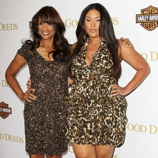 Beverly Johnson in Lionsgate's Good Deeds Premiere