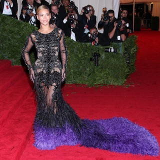 Beyonce Knowles - Schiaparelli and Prada Impossible Conversations Costume Institute Gala