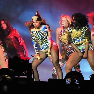 Beyonce Knowles - On The Run Tour
