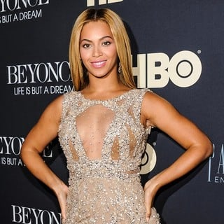 Beyonce Knowles in Beyonce: Life Is But a Dream New York Premiere