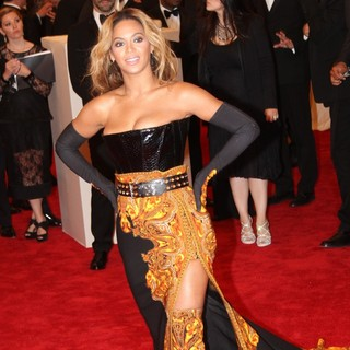 Beyonce Knowles - PUNK: Chaos to Couture Costume Institute Gala