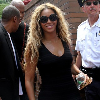 Beyonce Knowles in 100 Cities Across America Held Rallies for Trayvon Martin