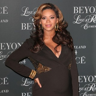 Beyonce Knowles in Beyonce Knowles Special Screening of Her Live at Roseland Concert Film