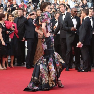 Bianca Balti in Lawless Premiere - During The 65th Annual Cannes Film Festival