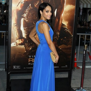 Bianca Lawson in Riddick - Los Angeles Premiere