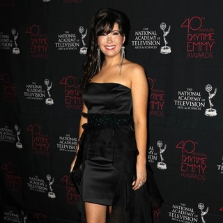 Bianca Moon in 40th Annual Daytime Entertainment Creative Arts Emmy Awards