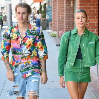 Justin Bieber, Hailey Baldwin in Justin Bieber and Hailey Baldwin Visit The Doctor's Office