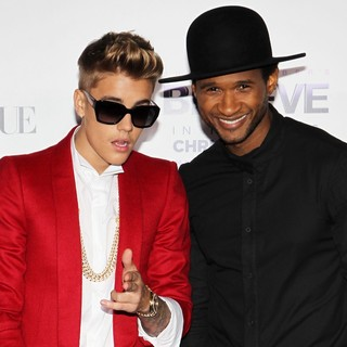 Justin Bieber, Usher in Open Road Films Justin Bieber's Believe Memoir and Concert Film Presented by Teen Vogue