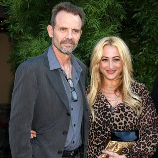 Michael Biehn, Jennifer Blanc in The 2011 Saturn Awards - Arrivals