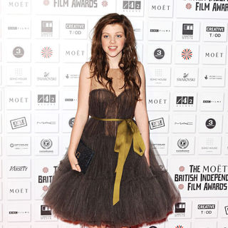 Georgie Henley in The British Independent Film Awards 2010 - Arrivals