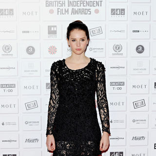 Felicity Jones in The British Independent Film Awards 2010 - Arrivals