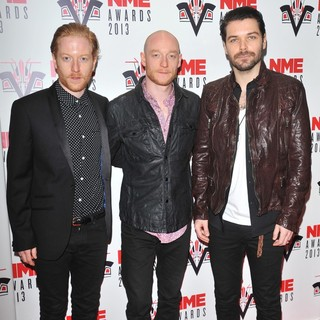 The 2013 NME Awards - Arrivals