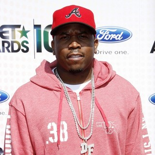 Big Boi in 2010 BET Awards