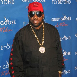 Big Boi, OutKast in The Official Launch of GREY GOOSE Le Melon Hosted by GREY GOOSE Vodka - Arrivals
