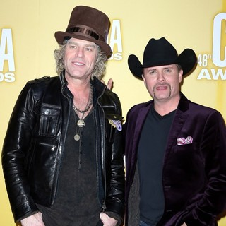 Big & Rich in 46th Annual CMA Awards