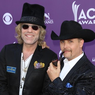 Big & Rich in 48th Annual ACM Awards - Arrivals - big-rich-48th-annual-acm-awards-03