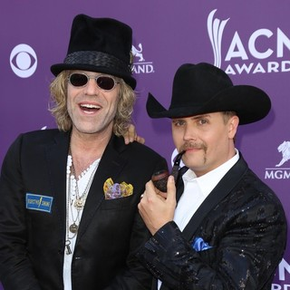 Big & Rich in 48th Annual ACM Awards - Arrivals - big-rich-48th-annual-acm-awards-04