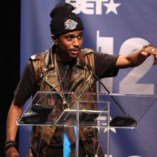 Big Sean in BET Awards 12 Nominations Press Conference